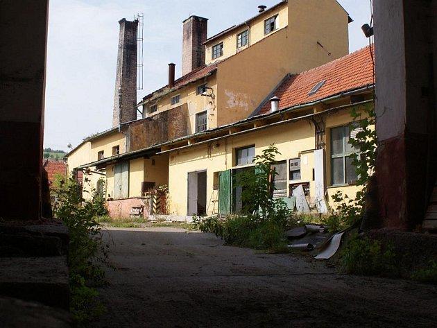 Pivovar v Brumově Bylnici