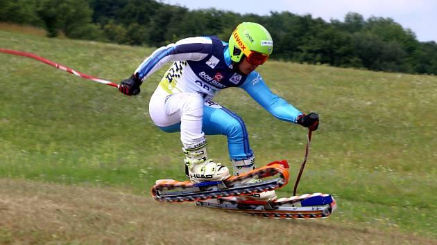 Juniorské mistrovství světa v travním lyžování 2019 ve Štítné nad Vláří