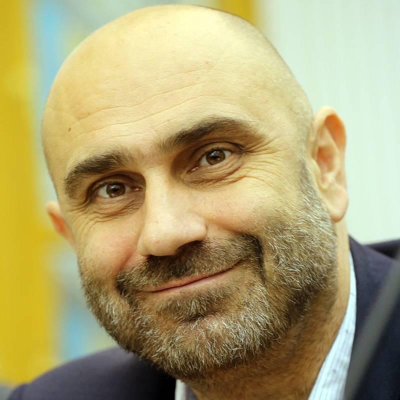 Aleš Dufek (KDU-ČSL) 47 let, Zlín, působí jako advokát a náměstek primátora města Zlín