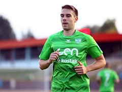 Pětadvacetiletý chorvatský záložník Josip Balič by měl posílit fotbalisty Zlína.