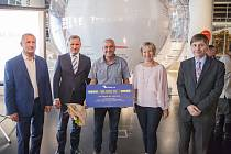 Lidovou stavbou roku 2018 ve Zlínském kraji vyhlásili v pátek 21. září Dům č. p. 77 včetně stodoly, sloužící jako obecní muzeum v Bystřici pod Lopeníkem. Toto ocenění, které kraj již od roku 2008 uděluje za příkladnou obnovu stavby lidové architektury, v