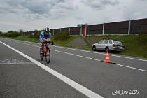 cyklisté FORCE KCK Cykloteam Zlín
