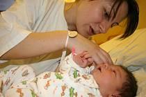 Ve zlínské porodnici se na Štědrý den narodilo osm dětí.