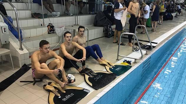Klub Nemo Zlín hostil tradiční mezinárodní závod v ploutvovém plavání a rychlostním potápění NEMO TROPHY 2019