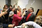 Volby 2017   Volební štáb  KDU-ČSL