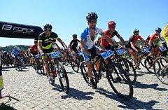 Ilustrační foto k pozvánce na víkendové bikemaratony.