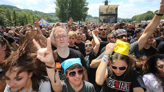 Festival Masters of Rock 2018.