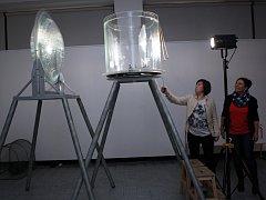 Výstava ORBIS PICTUS PLAY ZLÍN v Krajské galerii výtvarného umění ve Zlíně.