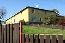 Dům Roberta Sedlaříka ve Fryštáku.