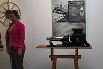 Výstava v muzeu - Kinematograf