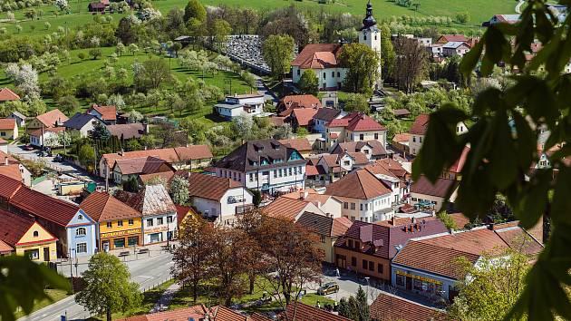 Brumov-Bylnice, město plné sportu i míst pro turistiku.