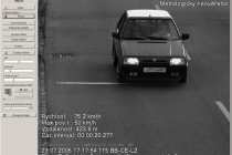 Takto vypadá záznam z kamer Městské policie Zlín (MP Zlín)