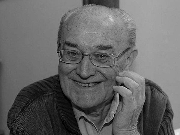 Vlastislav Toman spisovatel, scenárista a přes 30let šéfredaktor ABC