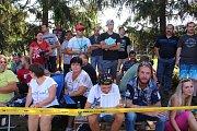 Pohoda na Barumce vládla mezi diváky i jezdci rallye