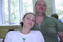 Manželé Neonila a Vjacheslav Myschinskyi byli osmi českým dobrovolníkům nepostradatelnými pomocníky při modernizaci vinogradovské nemocnice.