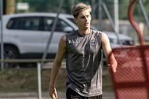 Fotbalista Roman Macek