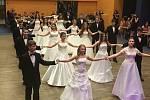 Základní škola Slavičín - Vlára, školní ples. Ples slavičínské školy může pro žáky získat víc peněz než pravidelné sběry.