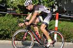 Cyklista Tomáš Galuška