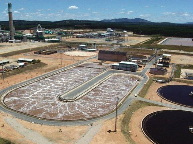 SPECIALIZACE NA VODU. Brazilský podnik Centroprojektu se zaměřuje na dodávky technologií a staveb na úpravu a čištění vody.
