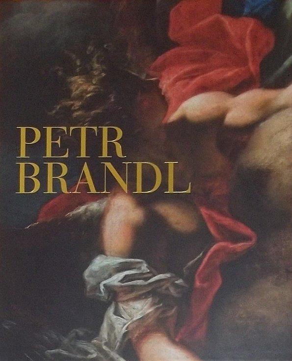 Petr Brandl. Obálka knihy.