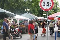 Trh Pod Kaštany