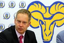 Martin Hosták, generální manažer PSG Berani Zlín