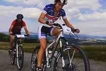 Silvie Zvonková (závody horských kol)