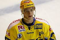 Mladší syn asistenta trenéra zlínských hokejistů David Jurík