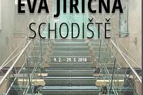 Univerzita zve na výstavu Eva Jiřičná: schodiště