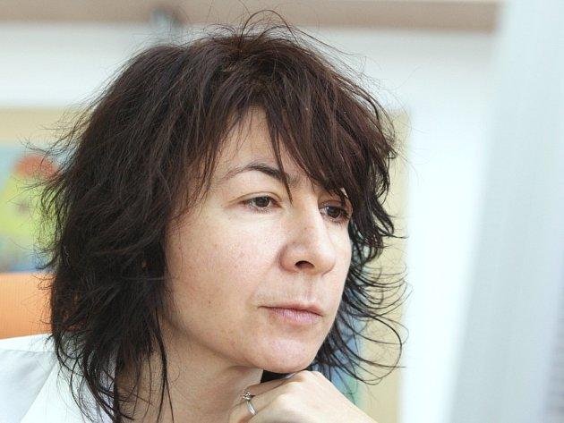 Módní návrhářka Šárka Šišková