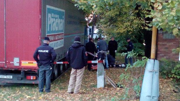 V řece Dřevnici ve Zlíně našli utonulého devětadvacetiletého muže