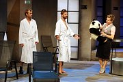 Hra Smrt v hotelu Alexandria Městské divadlo