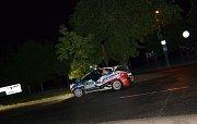 Víkendová Agrotec Petronas Syntium Rally Hustopeče