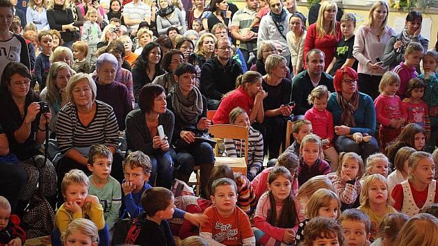 Akce Den pro Zuzanku v MŠ Osvoboditelů ve Zlíně. Ilustrační foto