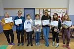 Školáci se utkali v Konverzační olympiádě v anglickém jazyce