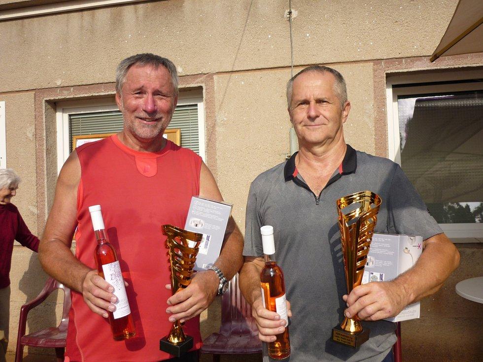 Tenisový turnaj Gratcl Cup v Brně