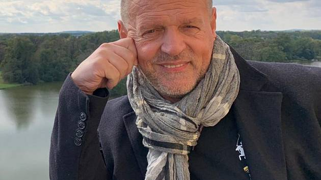 Házenkářský trenér Antonín Střelec