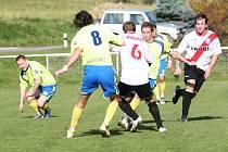 Fotbal I. A třída: Podkopná Lhota – Kelč