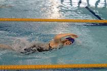 Diana Rochovanská, plavání Zlín