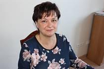 Hana Vlková, dlouholetá učitelka na Střední škole hotelové Zlín.