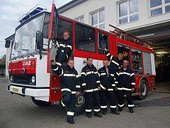 Valašskokloboučtí hasiči
