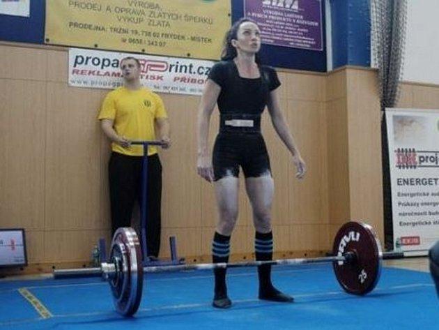 Siláci Olympie vybojovali hned dva tituly mistra světa. Eva Bánovská - mistryně světa