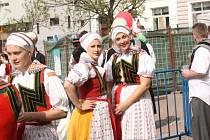 Prvomájové oslavy ve Zlíně