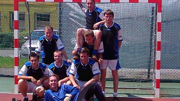 FC Čamlíkov. Ilustrační foto