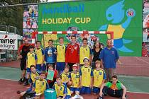 Holiday CUP Boys Zlín 2014