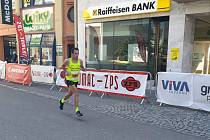 Milan Zvonek Festivalový půlmaraton 20198