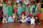 Na fašankovou neděli 11.2.bylo zase po roce veselo v sále u Kollerů nebo probíhal dětský karneval. Tentokrát se nesl ve vodnickém duchu. Přišlo asi 80 krásných nápaditých masek.