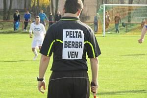 fotbalový sudí Pavel Řihák