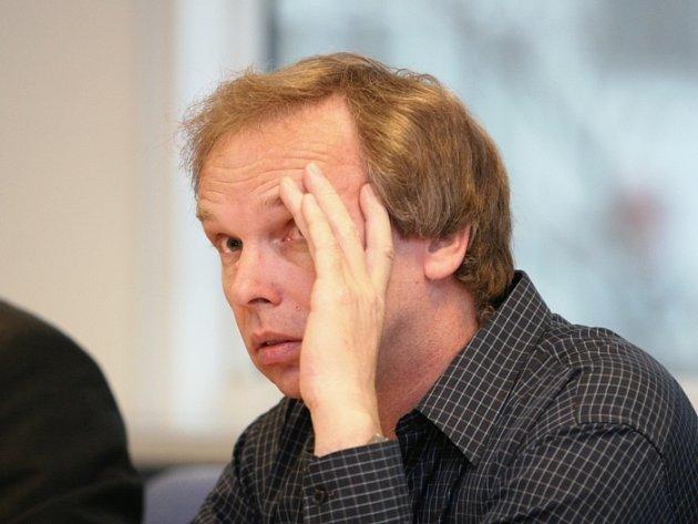 Obžalovaný Rostislav Sousedík má 46 let.