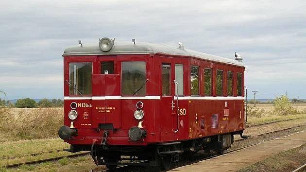 Vlak Hurvínek.